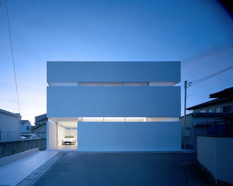 House in Takamatsu / Fujiwaramuro Architects, © Katsuya. Taira