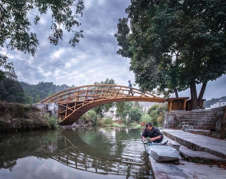 Bambow Bridge / Atelier Lai, west side. Image © Yilong Zhao