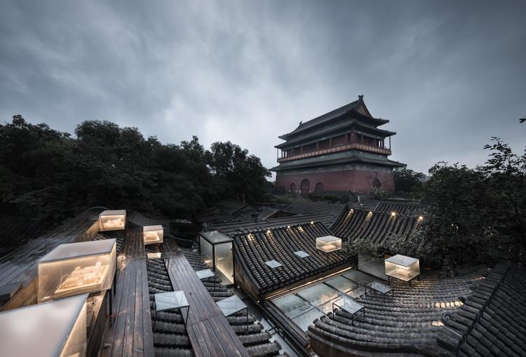 Courtyard No.7 Of The Drum Tower / RSAA/Büro Ziyu Zhuang, © Hui Zhang