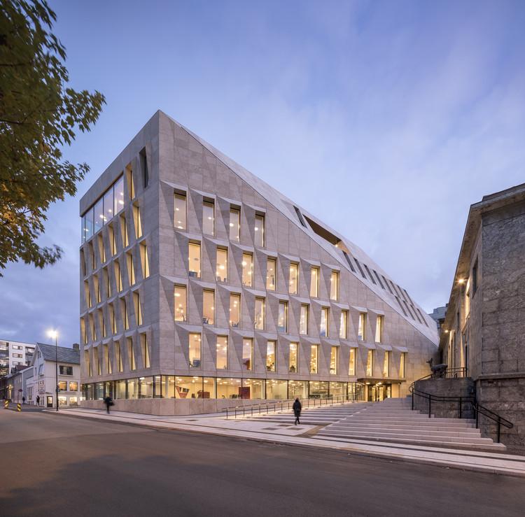 Bodø Town Hall / Atelier Lorentzen Langkilde, © Adam Mørk