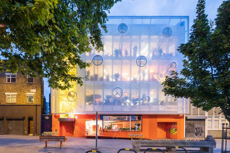 Second Home London Fields / Estudio Cano Lasso Arquitectos, © Iwaan Baan