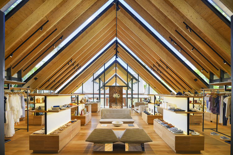 Amanpuri Retail Pavilion / Kengo Kuma & Associates, Courtesy of Kengo Kuma & Associates