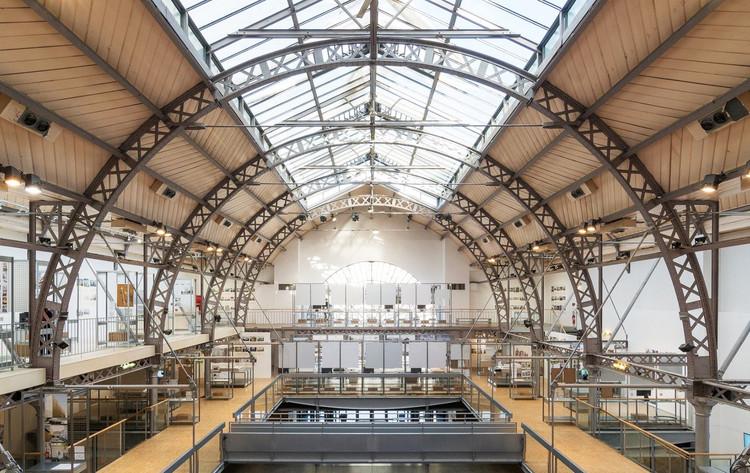 A Virtual Tour of AI & Architecture at the Pavillon de l'Arsenal in Paris, Courtesy of Pavillon de l'Arsenal