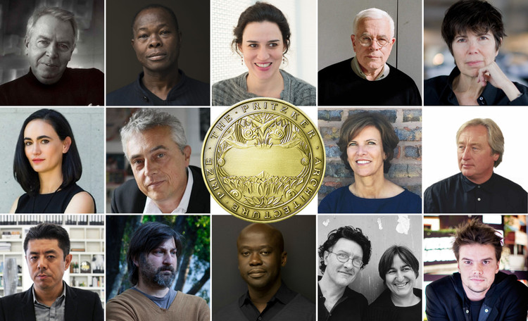 Who Should Win the 2020 Pritzker Prize?, Some of the potential winners of Pritzker Prize 2020, according to our readers in 2019 poll. Image