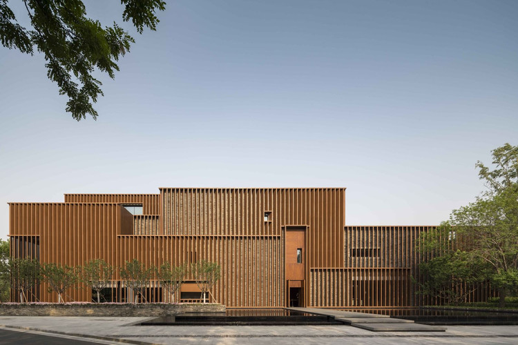 Junshan Cultural Center / Neri&Hu Design and Research Office, © Pedro Pegenaute