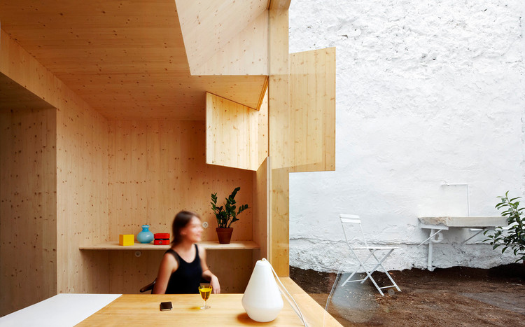 The Kitchenless Home: Co-Living and New Interiors, © Jose Hevia