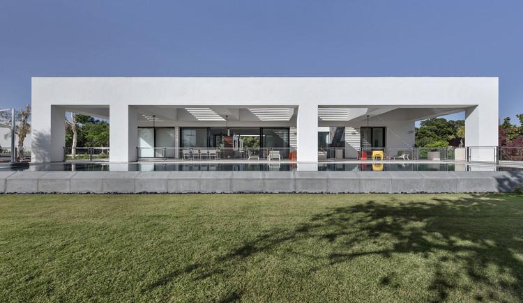 The Artistic House / Dan & Hila Israelevitz Architects, © Oded Smadar