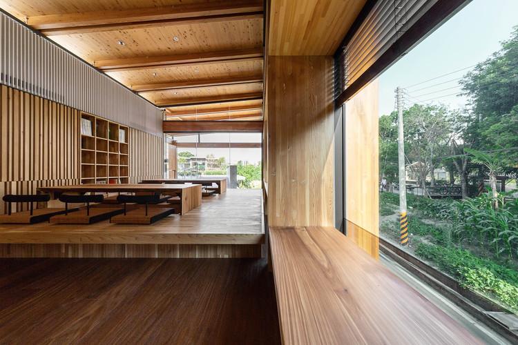 On On Nature Restaurant / Studiobase Architects, © Famwood Design