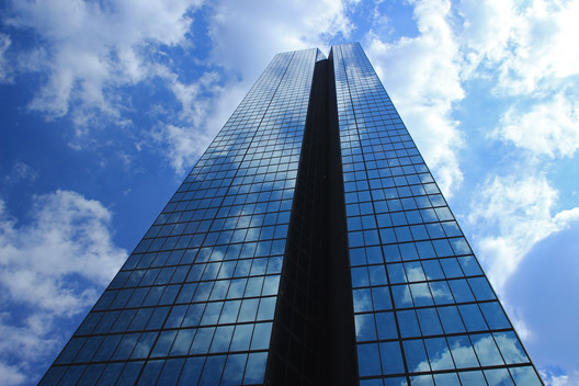 The Hancock Tower in Downtown Boston. Image © Shutterstock/ By Dorti