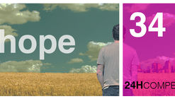 Open Call to 24h Competition 34th Edition - Hope
