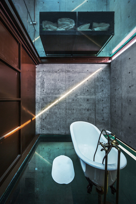 How Do Architects Approach Interior Design in China?, Courtesy of Atelier FCJZ
