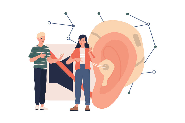 Architecture for People with Hearing Loss: 6 Design Tips, <a href='http://www.shutterstock.com/es/g/Inspiring'>© Inspiring</a>