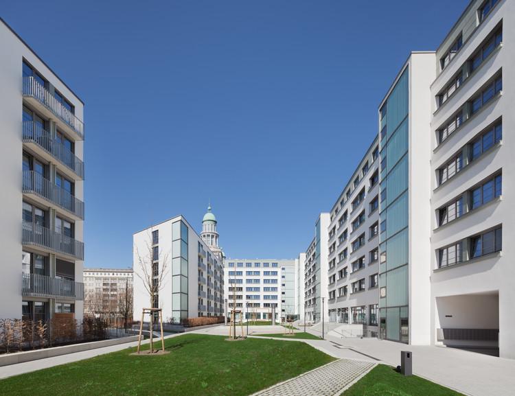 Frankfurter Tor Student Apartments / GBP Architeken, © Anastasia Hermann