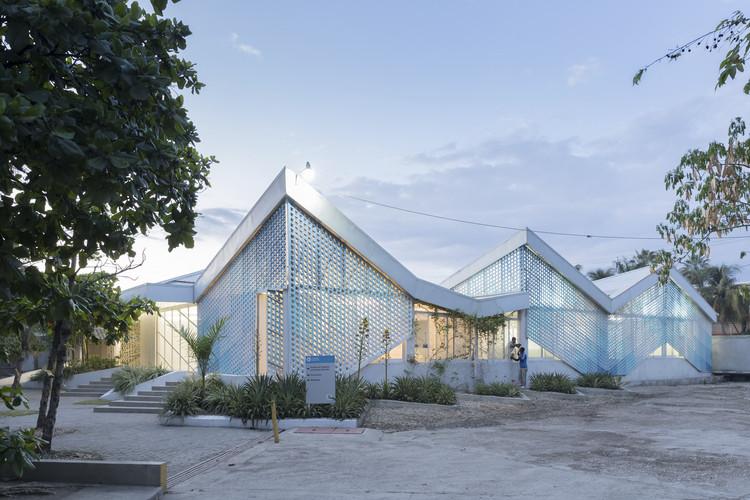 GHESKIO Cholera Treatment Center / MASS Design Group, © Iwan Baan