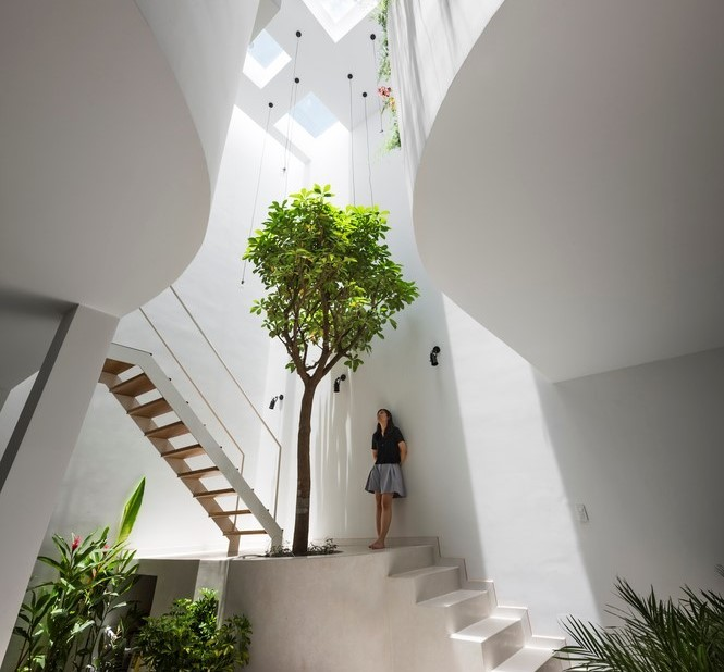 How to Transform a Polluted Indoor Environment into a Healthy Home, © Hiroyuki Oki