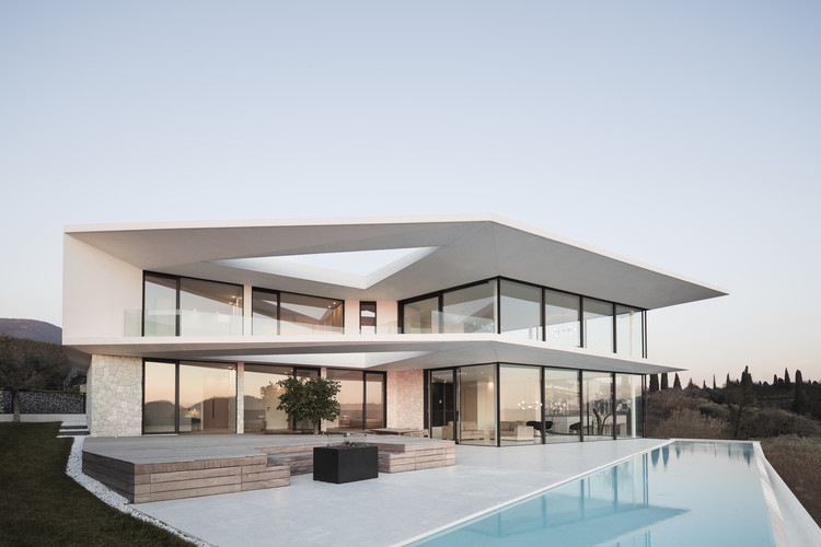 Villa Belvedere / Perathoner Architects, © Aldo Amoretti