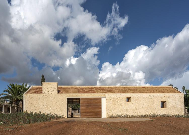 Ribas Winery Extension / Rafael Moneo + Canals Moneo Arquitectos, © Luis Asín