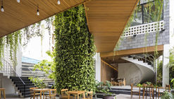 Babylon Garden Spa Renovation / Ho Khue Architects