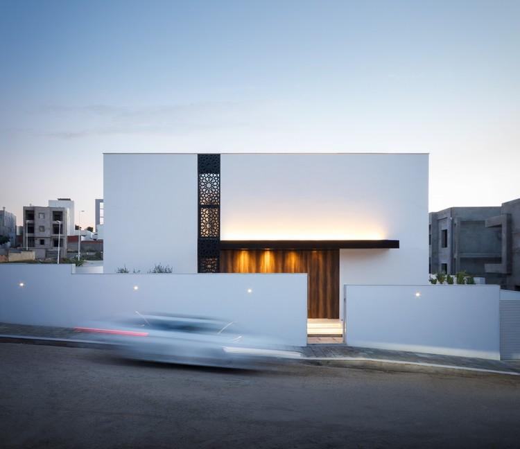 Villa Z / ARK-architecture, © Bilel Khemakhem