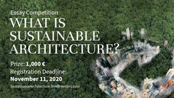 What is Sustainable Architecture?