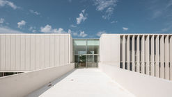The Mediterranean Center for Human Sciences Research Center / Panorama Architecture