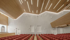 Rehabilitation of the Cordoba Congress Center / LAP Arquitectos Asociados