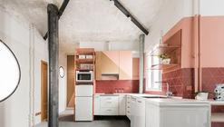 Huellas House / cumuloLimbo studio