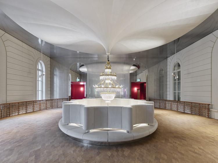 Extension of the Stadtcasino Basel / Herzog & de Meuron, © roman weyeneth
