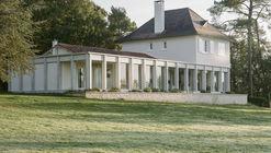 Extension of an Ordinary Pavilion / SAPIENS ARCHITECTES