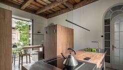 Guculska Apartment / replus design bureau