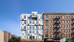 The Stack Modular Housing in Manhattan / Gluck+