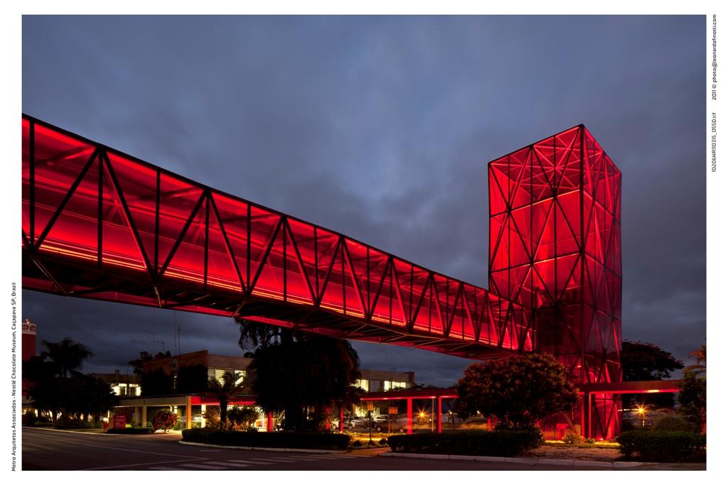 Museu da Nestlé / Metro Arquitetos Associados, © Leonardo Finotti