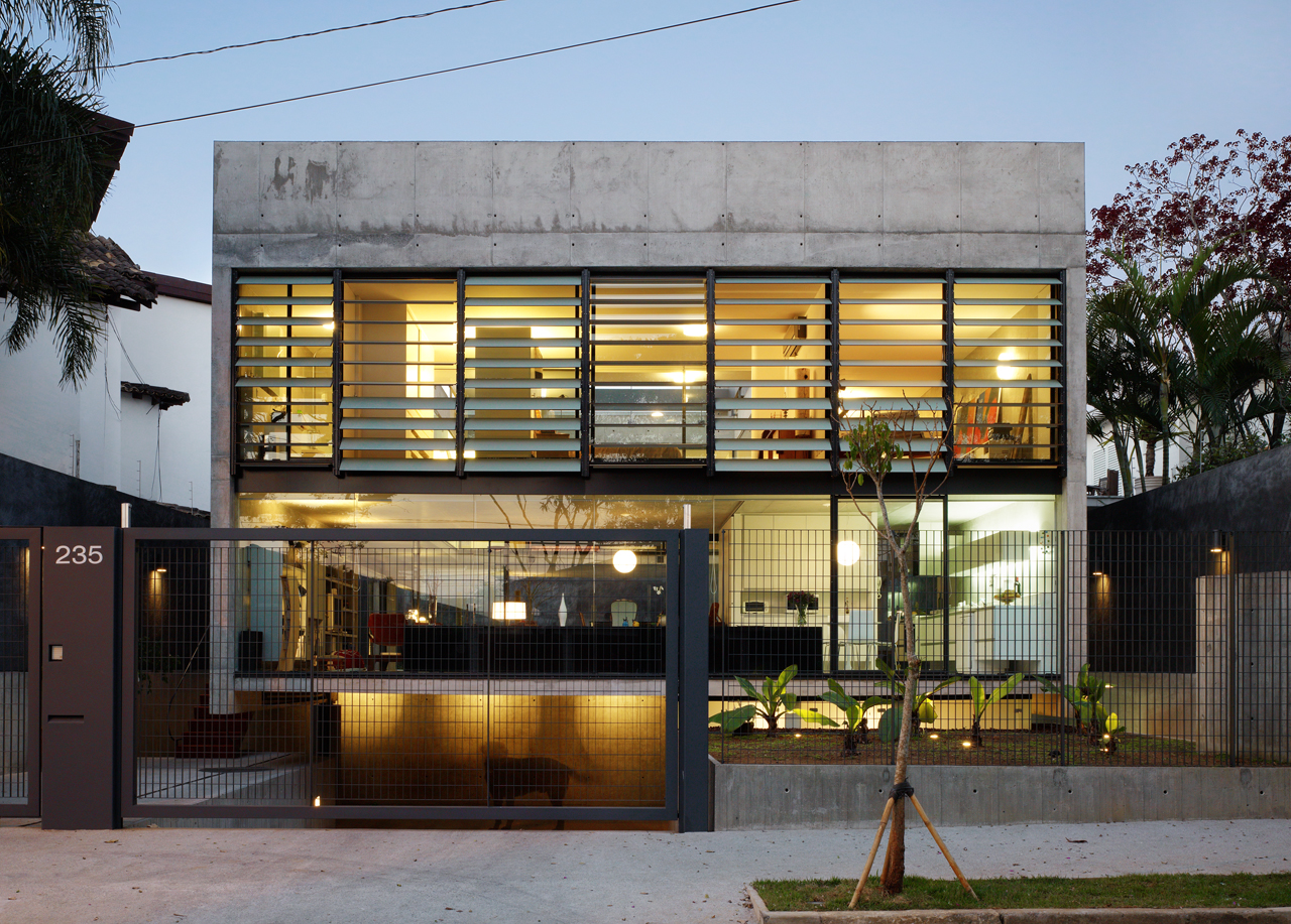 Residência no City Boaçava / MMBB Arquitetos, © Nelson Kon
