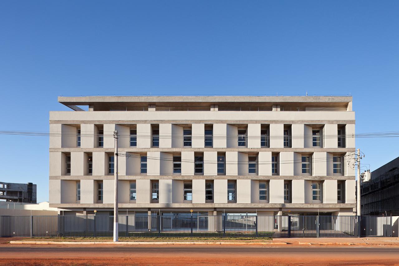 Sede POSEAD Brasília / DOMO Arquitetos Associados, © Haruo Mikame