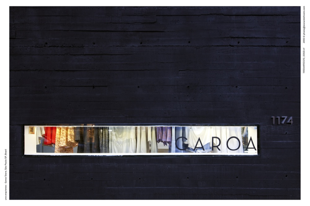 Loja Garoa / UNA Arquitetos, ©Leonardo Finotti