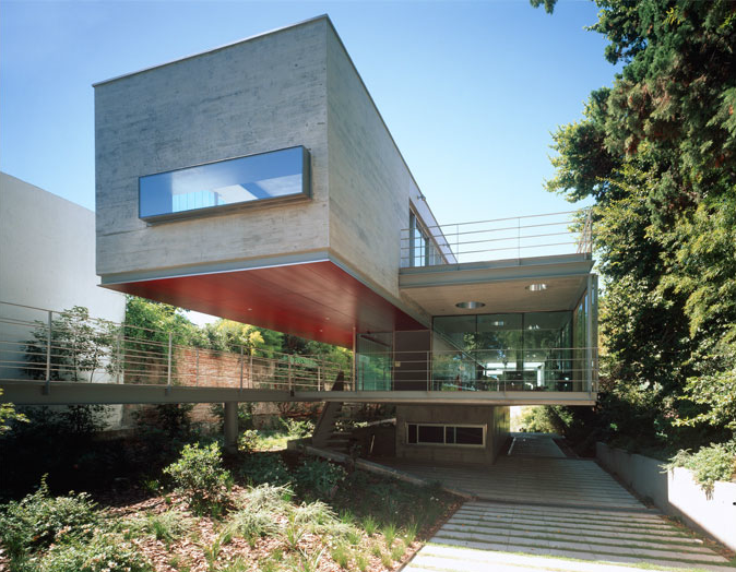 Casa Ponce / Mathias Klotz, © Roland Halbe