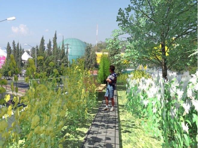 México criará sua própria Highline Park / Cidade do México - México, Autoridade do Espaco Público, Distrito Federal