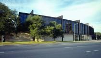 Clássicos da arquitetura:  Museu de Belas Artes de Houston - Mies van der Rohe / Houston - Texas