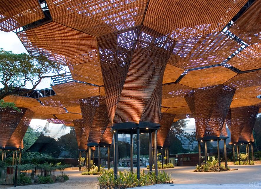 Orquideorama / Plan B Arquitectos + JPRCR Arquitectos, © Sergio Gomez