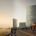 Setor Docas - Detalhe Business Park