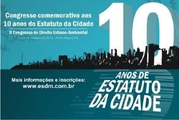 II Congresso de Direito Urbano-Ambiental / Porto Alegre - RS, Imagem via IAB
