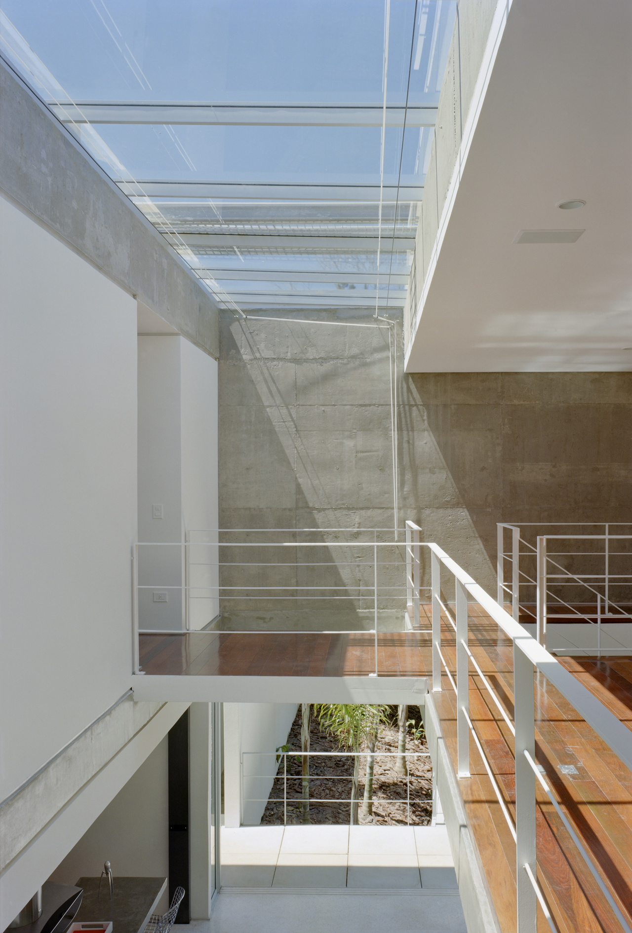 Galeria de casa mm andrade morettin arquitetos for Andrade morettin