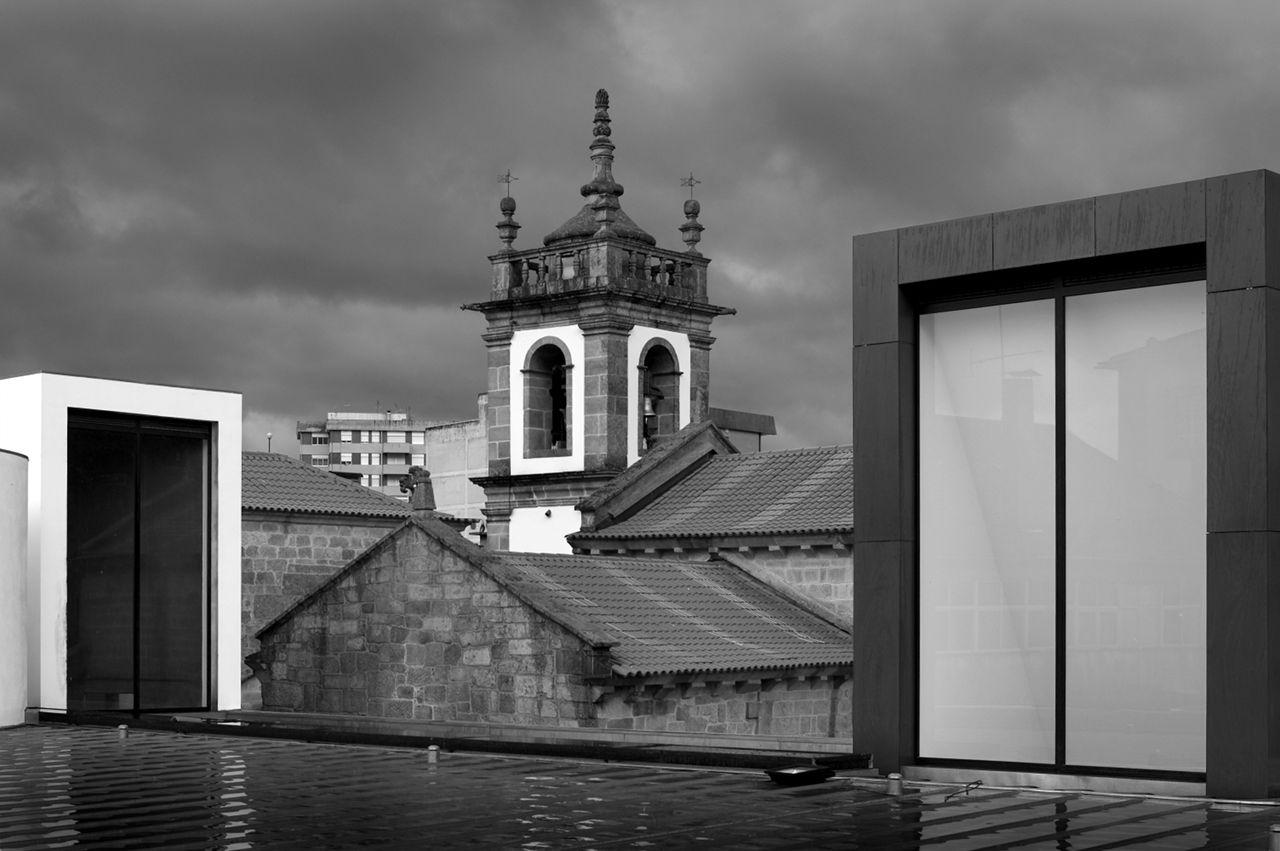 0174CMZVR - Conservatório de Música / Belém Lima Arquitectos, © FG + SG - Fernando Guerra, Sérgio Guerra