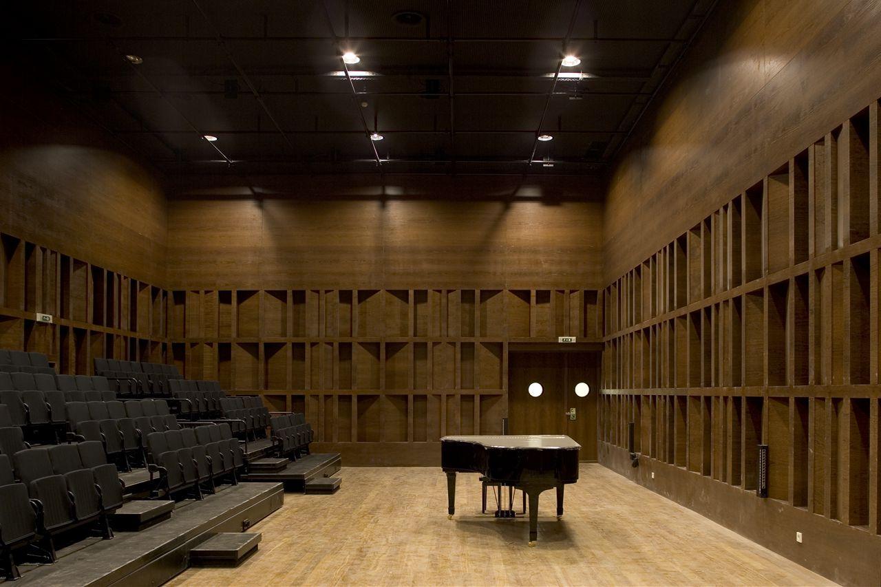 Galeria de 0174cmzvr conservat rio de m sica bel m - Conservatorio musica bilbao ...