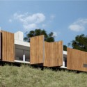Menção Honrosa - Casa no Vale- via IAB/SP