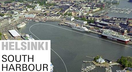 Concurso Internacional de Ideias - Helsinki South Harbour / Helsinque - Finlândia, Divulgação