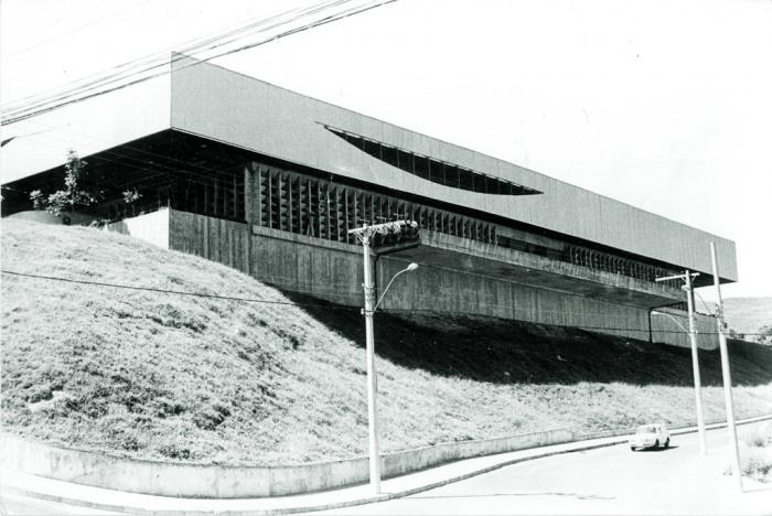 Escolhido projeto de revitalização do Mercado do Cruzeiro - Belo Horizonte / MG, Projeto original de Eólo Maia - IAB/TO