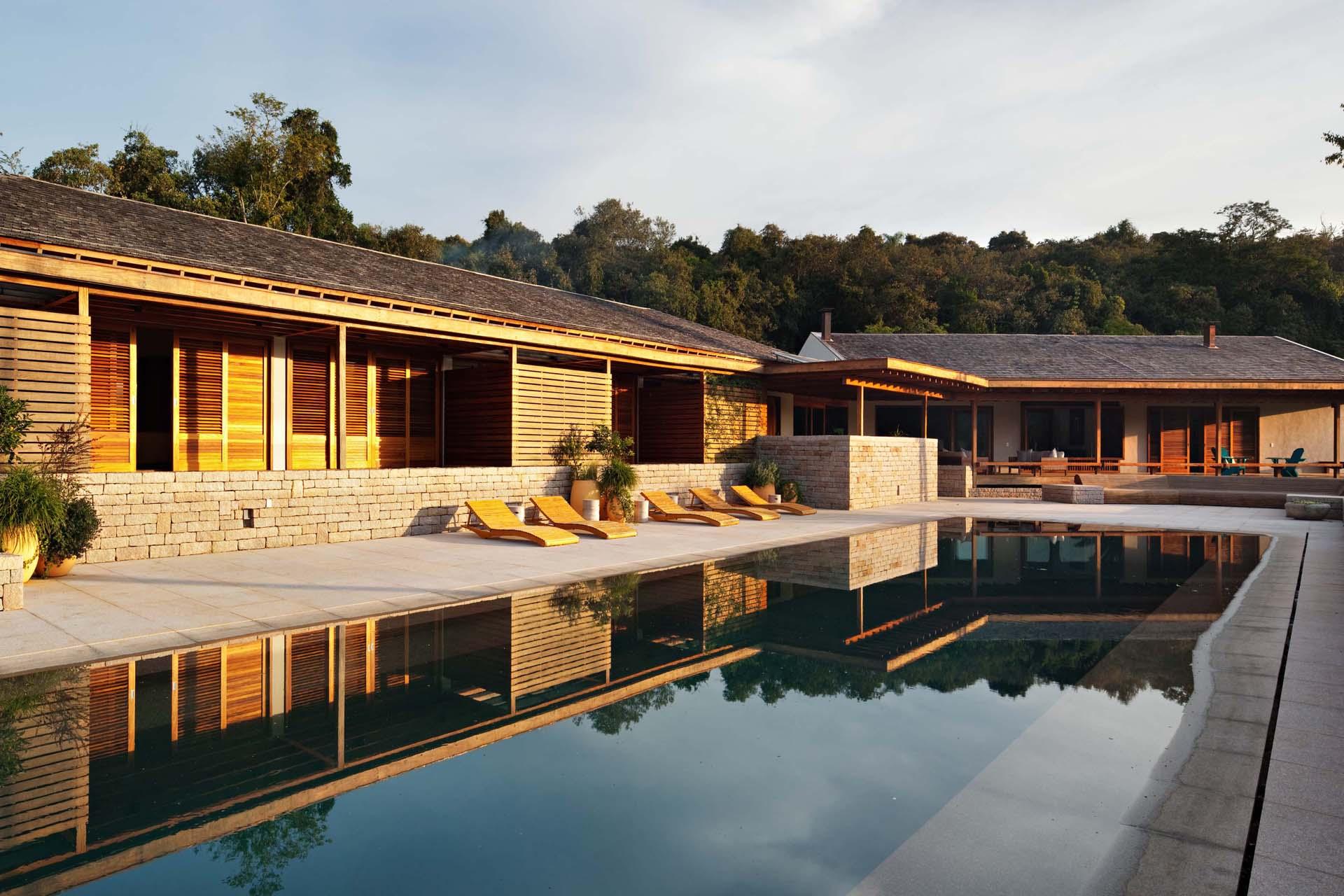 Casa Quinta da Baronesa / Gui Paoliello Arquiteto, © Nelson Kon