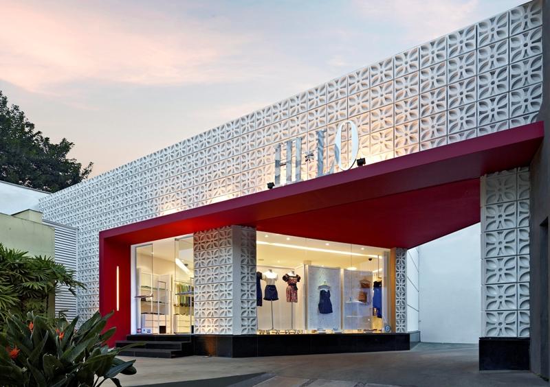 Loja Hi-Lo / David Guerra Arquitetura e Interior, © Jomar Bragança