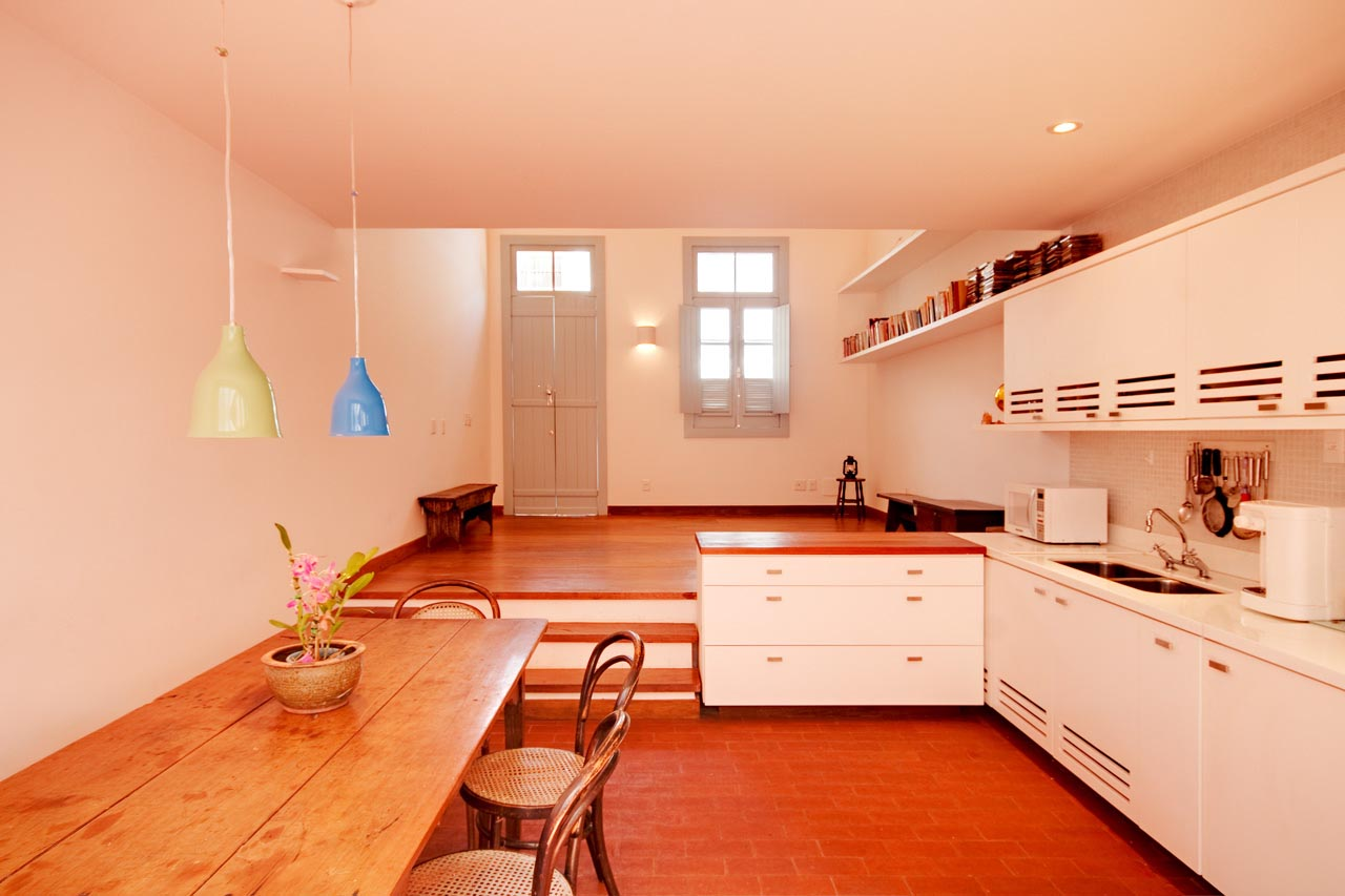 Casa do Artista / Arquitetura da Vila, © Fabio Kotinda